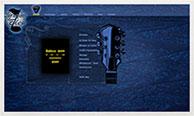 Miniature du site internet de Caraquet en Bleu