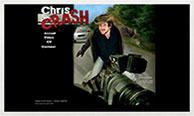 Miniature du site internet de Chris A.LeBlanc