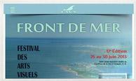 Miniature du site internet du festival des arts visuels en Atlantique