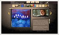 Miniature du site internet d`Irréductibles racines