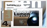 Miniature du site internet de Lumen 4321