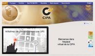 Image du site web de la CIPA