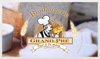 Logo de la Boulangerie Grand-Pré