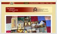 Image du site web du Réseau des Musées du Nord Est du Nouveau-Brunswick