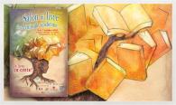 Affiche du Salon du livre de la Péninsule acadienne 2007