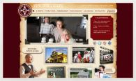 Image du site internet du Village Historique Acadien