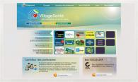 Image du site internet du VillageSanté