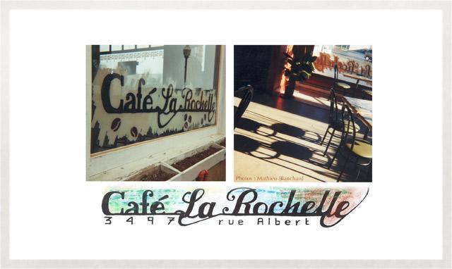 Logo du Café LaRochelle