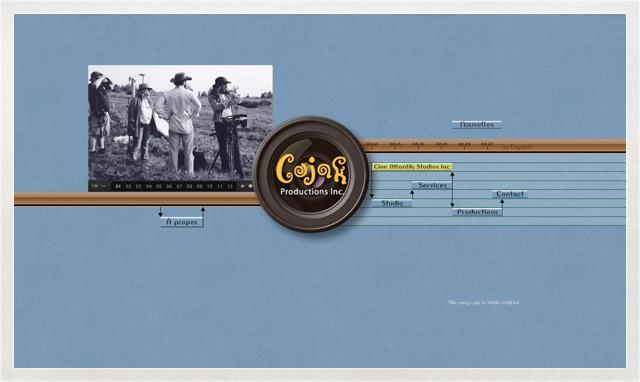 Image du site web de Cojak