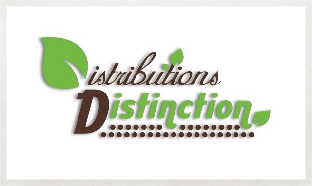Logo de Distributions Distinction