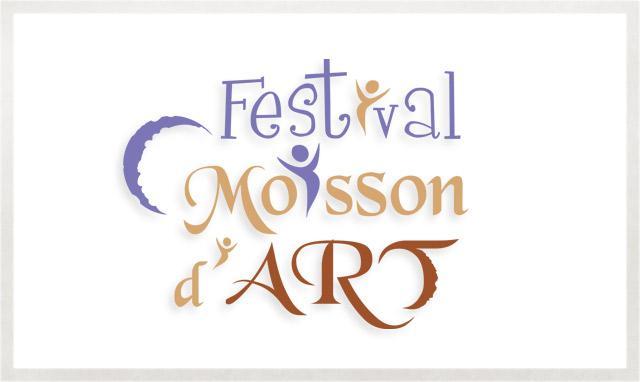 Logo du Festival Moisson d`ART
