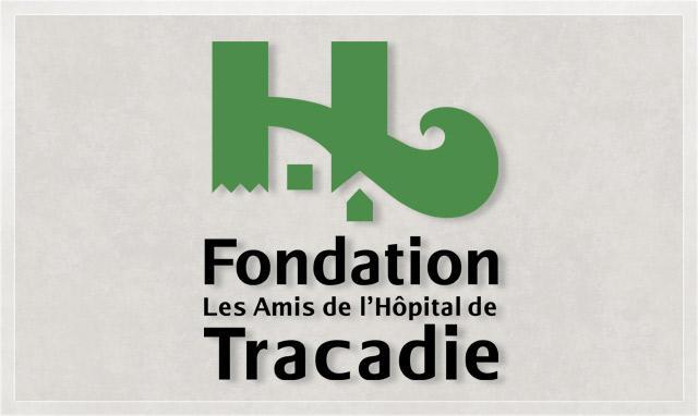 Le logo de La Fondation Les amis de l'Hôpital de Tracadie