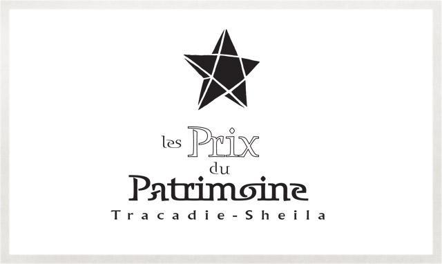 Logo des Prix du Patrimoine de Tracadie-Sheila